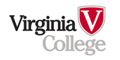 Virginia College logo