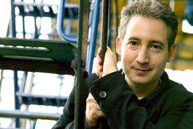 Brian Greene teaches at Columbia