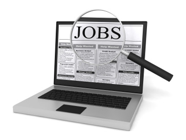 Computer job search