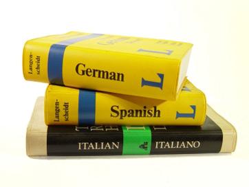 Studying Language