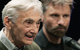 Howard Zinn taught at Boston U