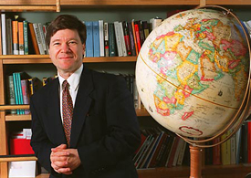 Jeffrey Sachs taught at Harvard and now teaches at Columbia