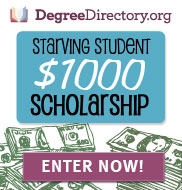 Starving Student Scholarship
