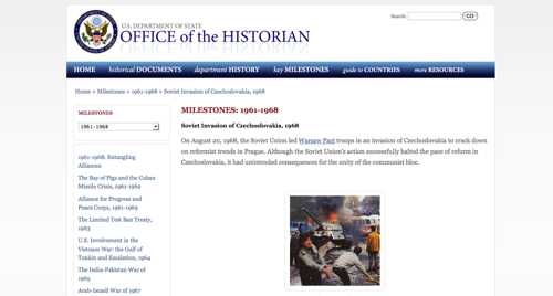 state department office of the historian