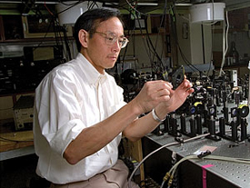 Steven Chu taught at UC Berkeley before becoming Secretary of Energy