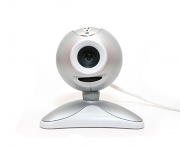 surveillance web camera