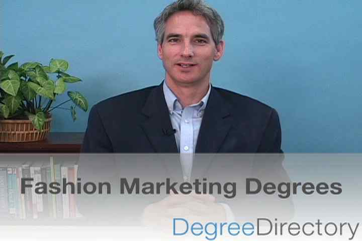 Fashion Marketing Degrees - Video