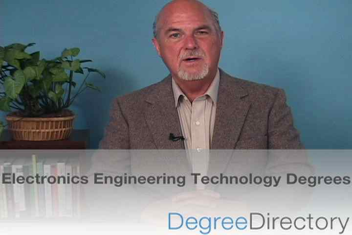 Electronics Engineering Technology Degrees - Video