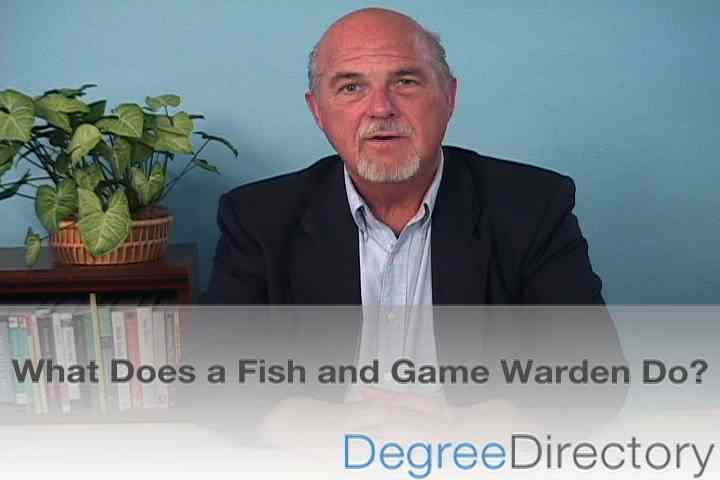 What Does a Fish and Game Warden Do? - Video