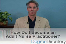 How Do I Become an Adult Nurse Practitioner? - Video