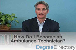 How Do I Become an Ambulance Technician? - Video
