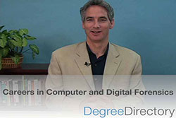 Careers in Computer and Digital Forensics - Video
