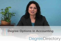 Accounting Degree Options - Video
