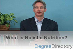What is Holistic Nutrition? - Video