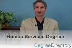 Human Services Degrees - Video