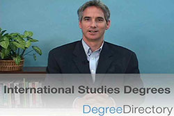 International Studies Degrees - Video