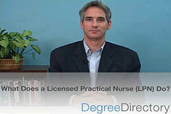 What Does a Licensed Practical Nurse (LPN) Do? - Video