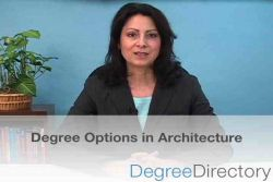 Architecture Degree Options - Video