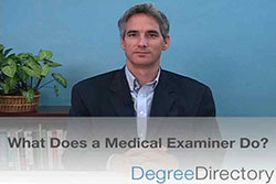 What Does a Medical Examiner Do? - Video