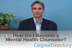How Do I Become a Mental Health Counselor? - Video