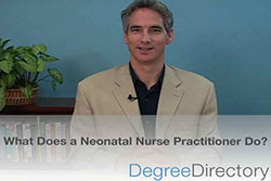 What is a Neonatal Nurse Practitioner? - Video