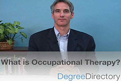 What is Occupational Therapy? - Video