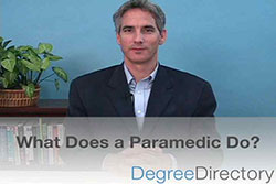 What Does a Paramedic Do? - Video