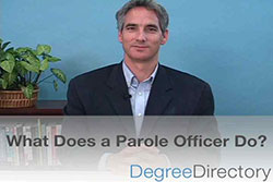 What Does a Parole Officer Do? - Video