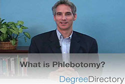 What is Phlebotomy? - Video