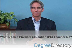 What Does a Physical Education (PE) Teacher Do? - Video
