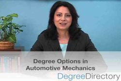 Automotive Mechanic Degree Options - Video