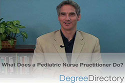 What Does a Pediatric Nurse Practitioner Do? - Video