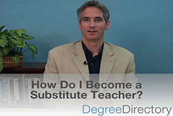 How Do I Become a Substitute Teacher? - Video