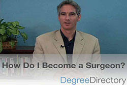 How Do I Become a Surgeon? - Video