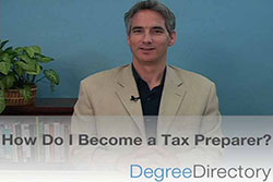 How Do I Become a Tax Preparer? - Video