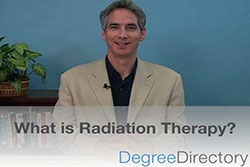 What is Radiation Therapy? - Video