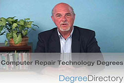 Computer Repair Technology Degrees - Video