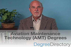 Aviation Maintenance Technology (AMT) Degrees - Video