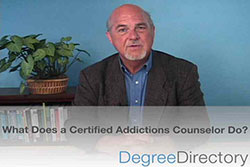 What Does a Certified Addictions Counselor Do? - Video