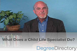 What Does a Child Life Specialist Do? - Video
