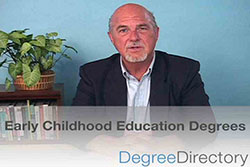 Early Childhood Education Degrees - Video