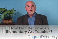 How Do I Become an Elementary Art Teacher? - Video