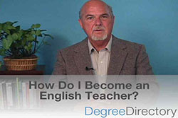 How Do I Become an English Teacher? - Video