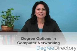 Computer Networking Degree Options - Video