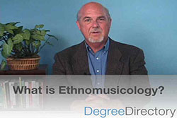 What are some ways ethnomusicologists gather their information?