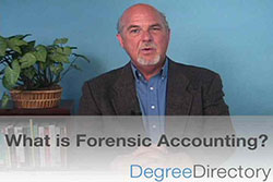 What Is Forensic Accounting? - Video