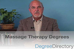 Massage Therapy Degrees - Video