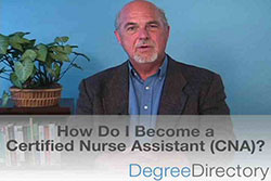 How Do I Become a Certified Nurse Assistant (CNA)? - Video