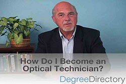 How Do I Become an Optical Technician? - Video