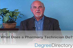 What Does a Pharmacy Technician Do? - Video